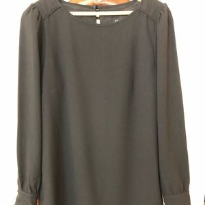 NWT J Crew Long Sleeve Shift Dress